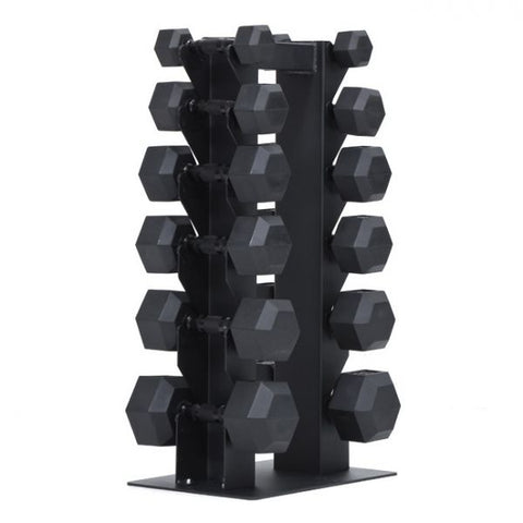 XM Vertical Dumbbell Rack - 6 Pair