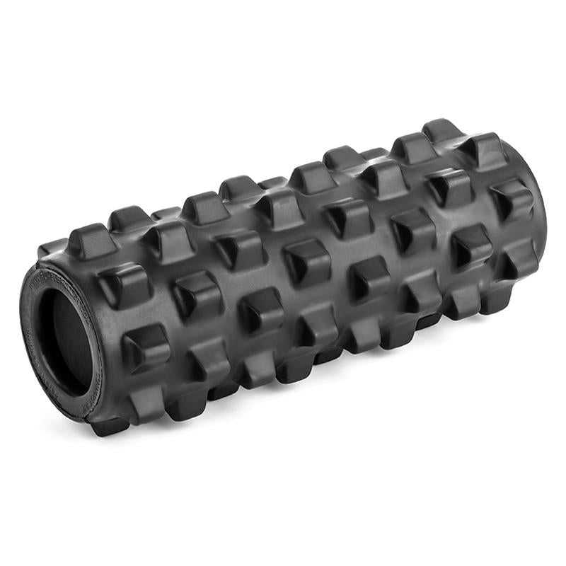 "RumbleRoller 12"" Extra Firm Textured Foam Roller"