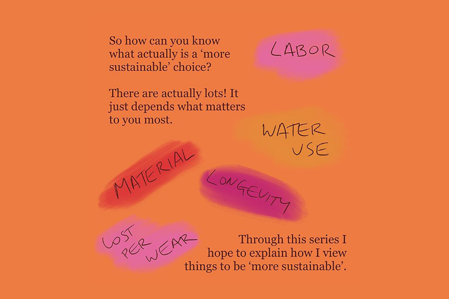 what are sustainable materials? by Julia English