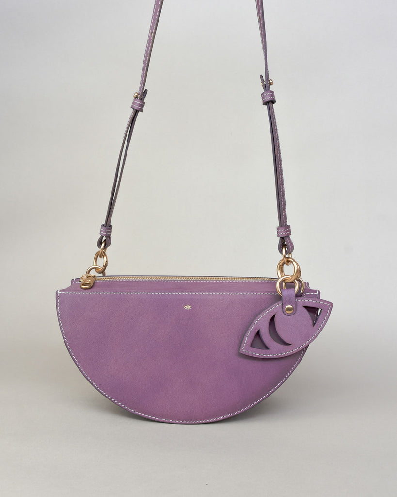 gaze bag charm / lavender