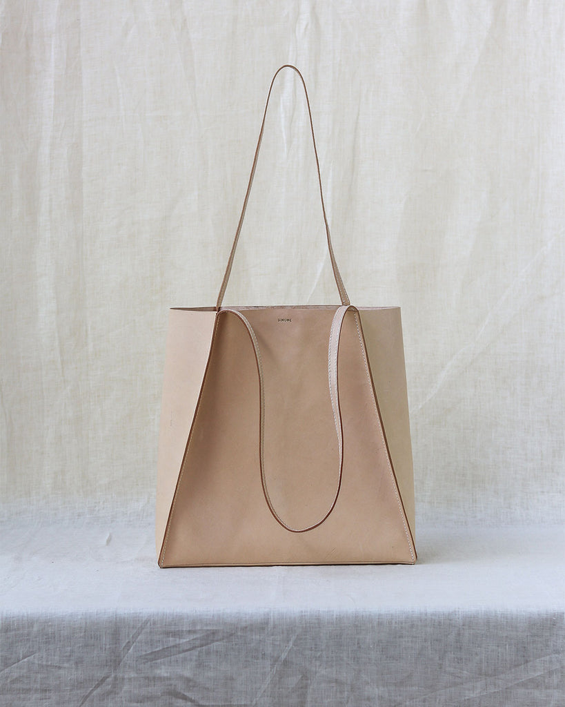 elevation tote / leather kit