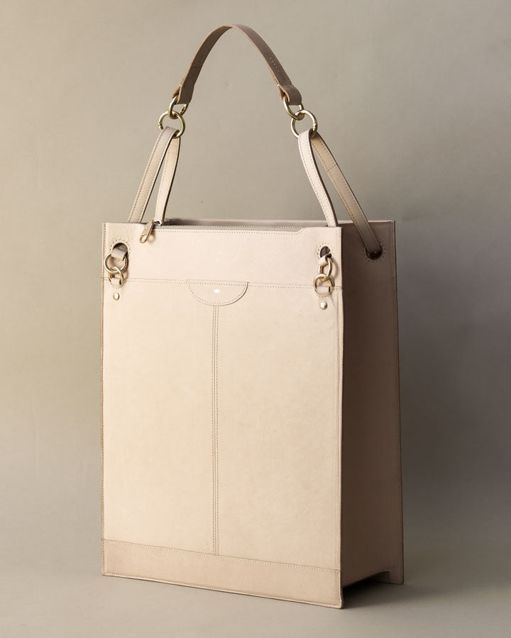 s universal tote pack / natural