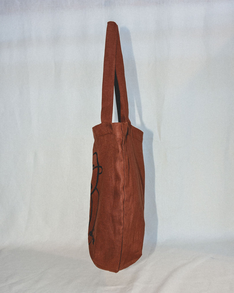 sisterly tote / bark