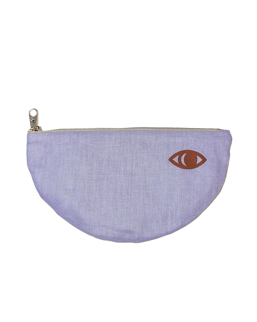 sisterly pouch / lavender