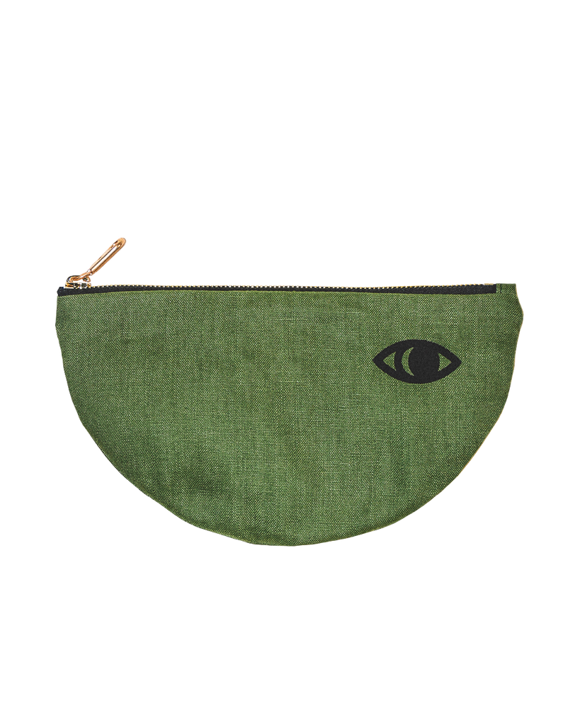 sisterly pouch / olive