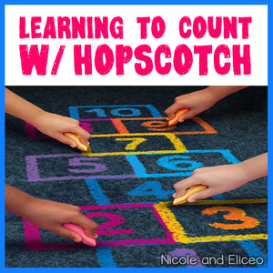 Learning to Count with Hopscotch