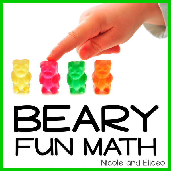 Fun Gummy Bear Math Activities