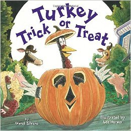 Turkey Trick or Treat (Ages:3-7)