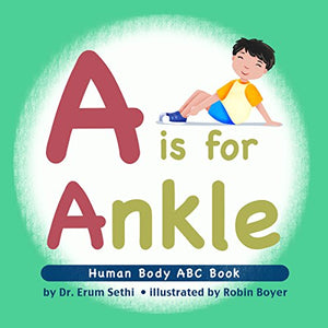 A is for Ankle (Ages:4-8)