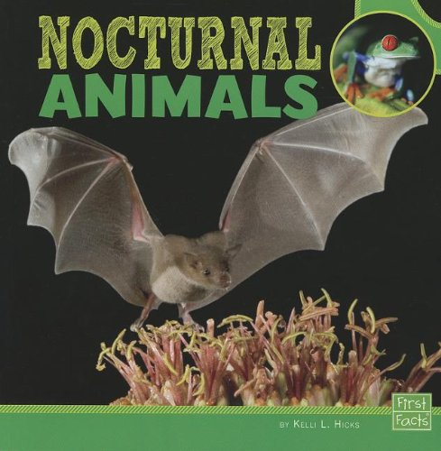 Nocturnal Animals (Ages:6-9)
