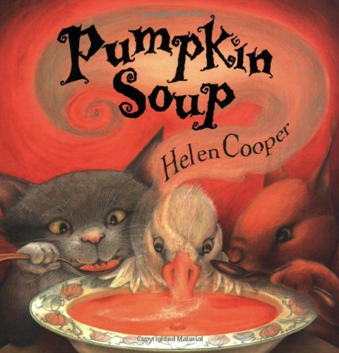 Pumpkin Soup (Ages:4-8)
