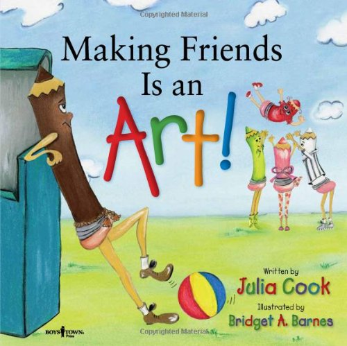 Making Friends Is an Art! (Ages:4-7)