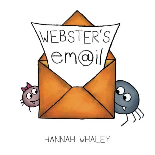 Webster's Email (Ages:5-8)
