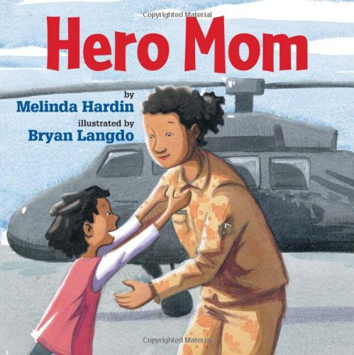 Hero Mom (Ages:6-8)