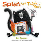 Splat Says Thank You! (Ages:4-8)