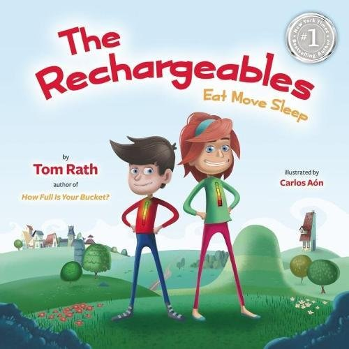 The Rechargeables: Eat Move Sleep (Ages:3-8)