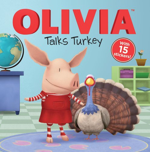 OLIVIA Talks Turkey (Ages:3-7)