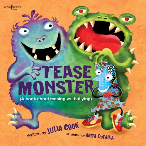 Tease Monster (Ages:5-12)
