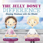 The Jelly Donut Difference (Ages:3-8)