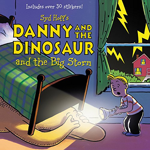 Danny and the Dinosaur and the Big Storm (Ages:4-8)