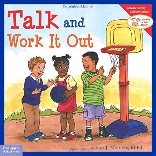 Talk and Work It Out (Ages:4-8)