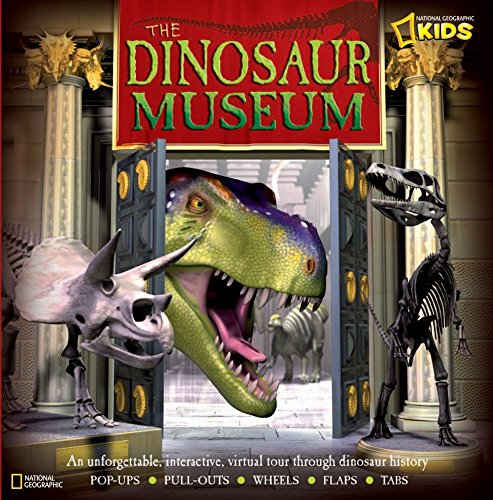 The Dinosaur Museum (Ages:6-9)