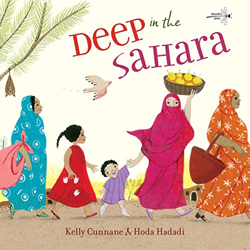 Deep in the Sahara (Ages:4-8)