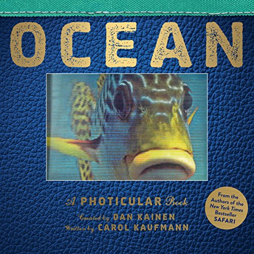 Ocean: A Photicular Book (Ages:5-6)