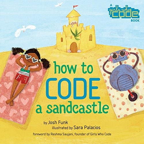 How to Code a Sandcastle (Ages:4-8)