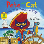 Pete the Cat and the Treasure Map (Ages:4-8)