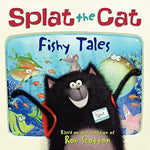 Splat the Cat: Fishy Tales (Ages:4-8)