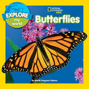 Explore My World Butterflies (Ages:3-7)