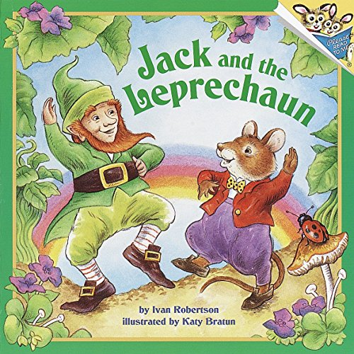 Jack and the Leprechaun (Ages:3-7)