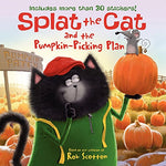 Splat the Cat and the Pumpkin-Picking Plan (Ages:4-8)