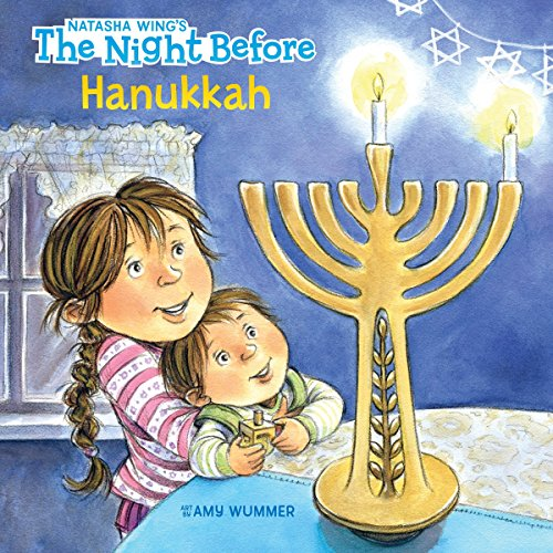 The Night Before Hanukkah (Ages:4-8)