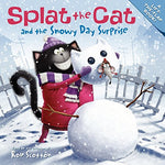 Splat the Cat and the Snowy Day Surprise (Ages:4-8)