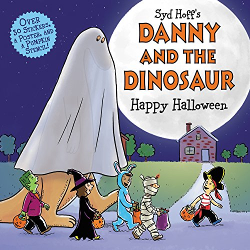 Danny and the Dinosaur: Happy Halloween (Ages:4-8)