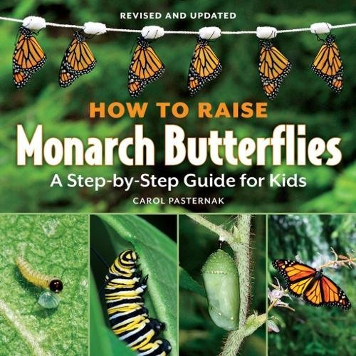 How to Raise Monarch Butterflies (Ages:6-10)