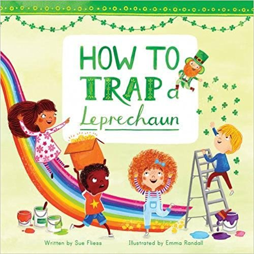 How to Trap a Leprechaun (Ages:3-6)