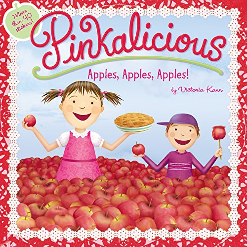 Apples, Apples, Apples! (Ages:4-8)