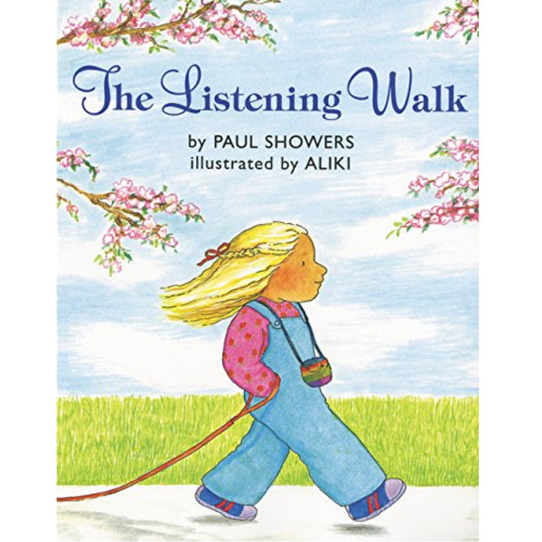 The Listening Walk (Ages:4-8)