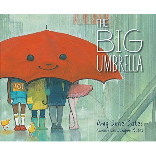 The Big Umbrella (Ages:4-8)