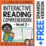 Interactive Reading Comprehension 2