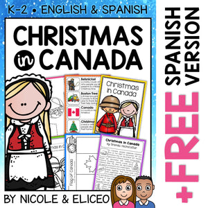 Christmas Around the World Canada