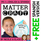 States of Matter Craft Activity