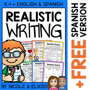 Realistic Fiction Writing Writers Workshop Unit