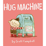 Hug Machine (Ages:4-8)