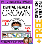 Dental Health Activity Crown Craft