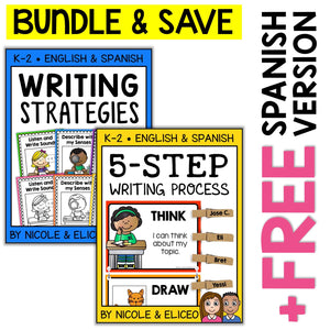 Beginner Writer Support Bundle