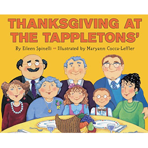 Thanksgiving at the Tappletons' (Ages:4-8)